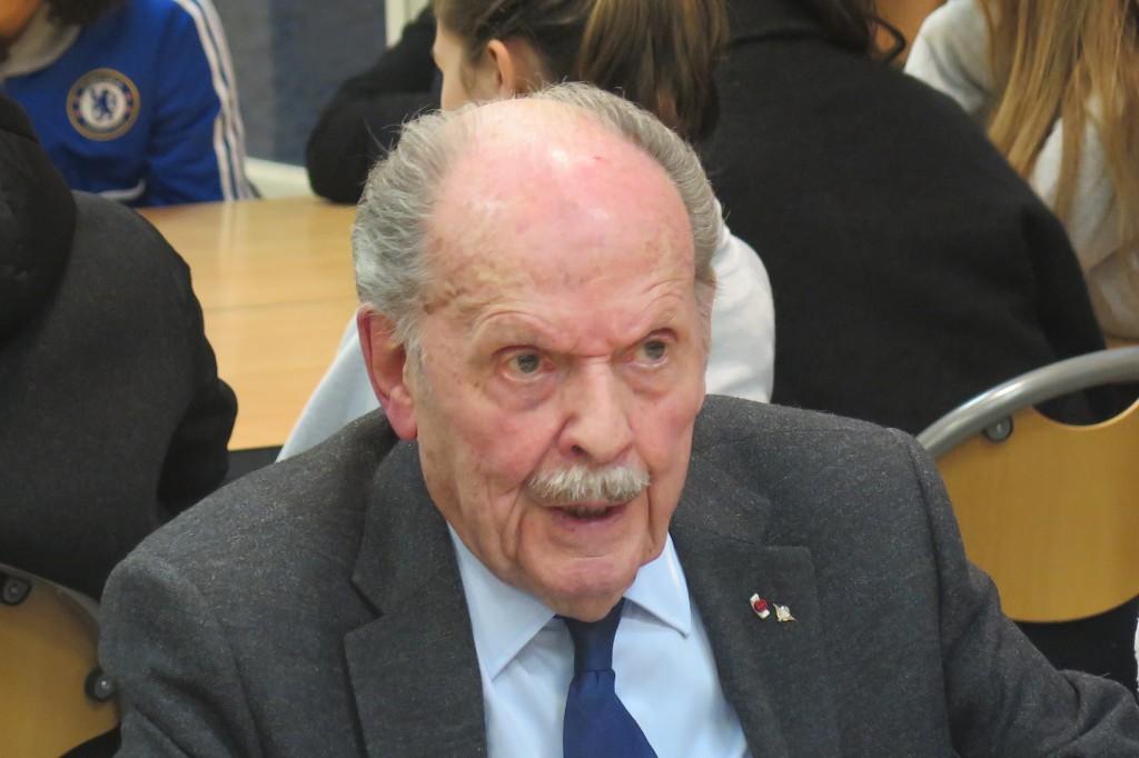 Pierre Morel, résaux du SOE et du BCRA, président du CAR, Comité d'Action de la Résistance