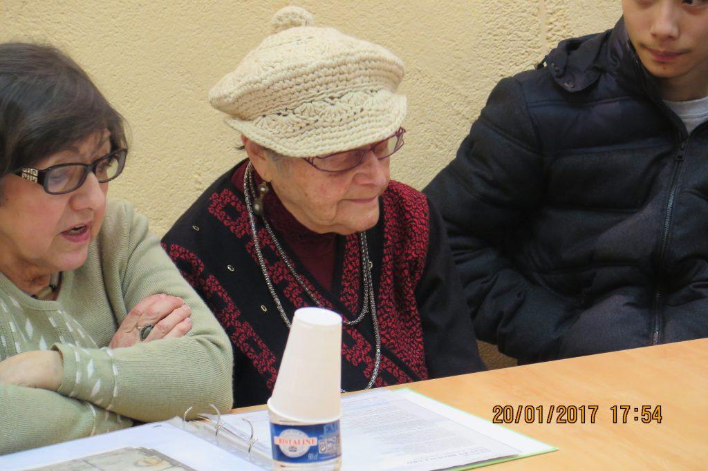 Jeannette Borzakian, FTP-MOI