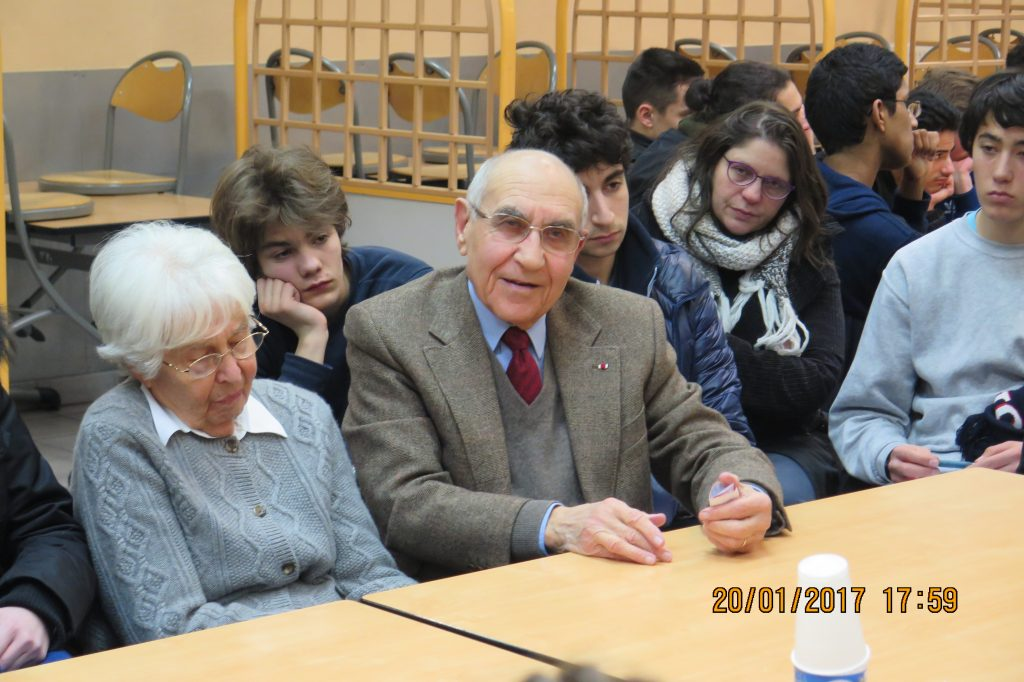 Jean Samuel, déporté à Auschwitz puis à Dachau
