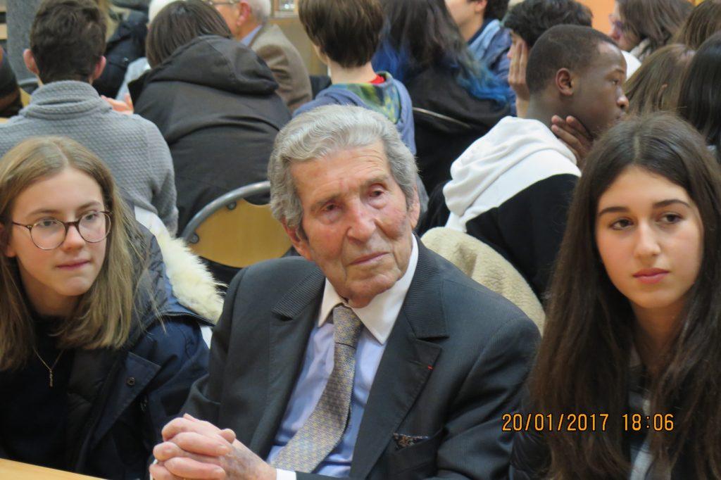 Jean Rispal, Libération-Nord