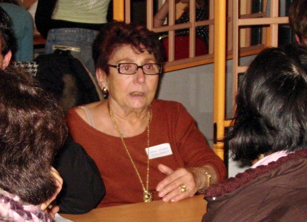 Gisèle Guillemot, 2008 , lycée H Boucher